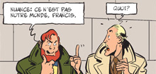 Philip et Francis sur le ouaib !
