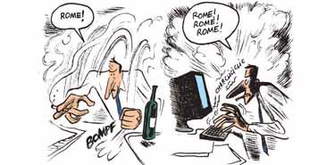 Chroniques diplomatiques  (2)